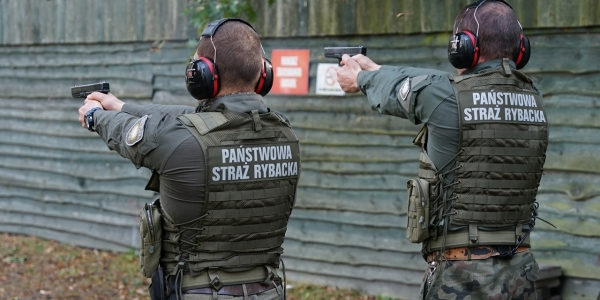 Szkolenie strzeleckie PSR